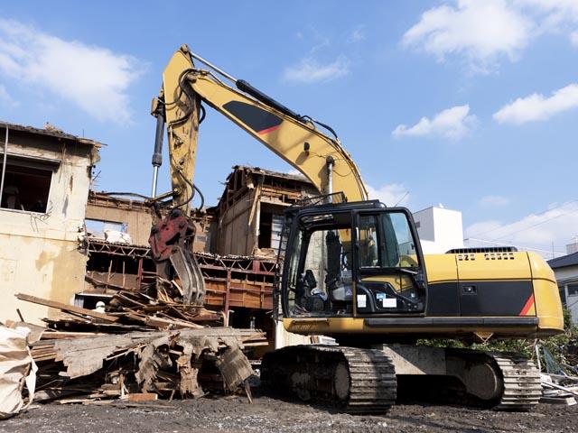 高知県 解体工事 土木工事